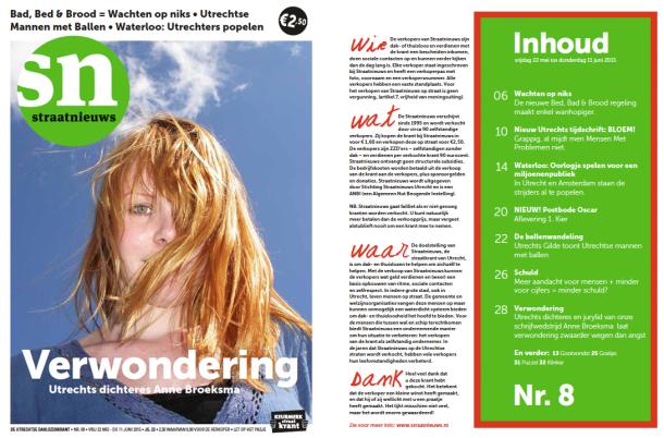 SN 08 15 cover & inhoud