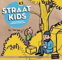 Cover van de StraatKIDS krant!